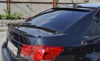 Спойлер на багажник Шевроле Круз (Chevrolet Cruze)