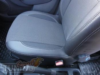 заказать Чехлы Рено Логан 2 (авточехлы на сиденья Renault Logan