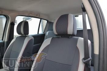 Чехлы Рено Сандеро (авточехлы на сиденья Renault Sandero)