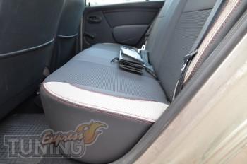 Чехлы Рено Сандеро (купить авточехлы на сиденья Renault Sandero)