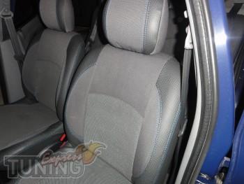 Чехлы в салон Рено Симбол (авточехлы на сиденья Renault Symbol)