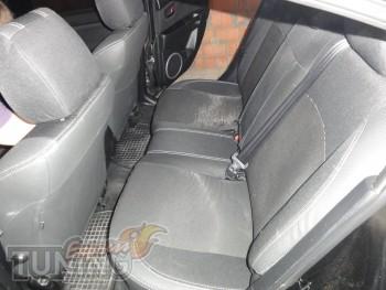 купить Чехлы в салон Mazda 3 (авточехлы на сиденья Мазда 3)