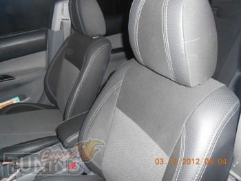 Чехлы Мазда 6 GG(авточехлы на сиденья Mazda 6 GG)