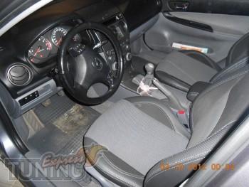 купить Чехлы для салона Мазда 6 gg (авточехлы на сиденья Mazda 6