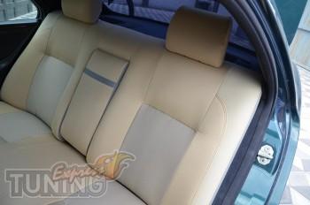 Чехлы для салона Мерседес W210 (авточехлы на сиденья Mercedes W2