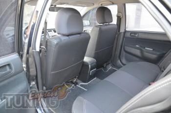 купить Чехлы для авто Митсубиси Лансер (авточехлы на сиденья Mit