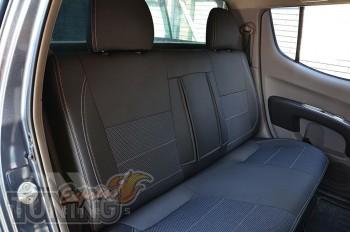 автоЧехлы Mitsubishi L200 4