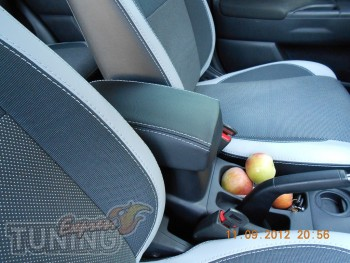 Чехлы Митсубиси АСХ (авточехлы на сиденья Mitsubishi ASX)