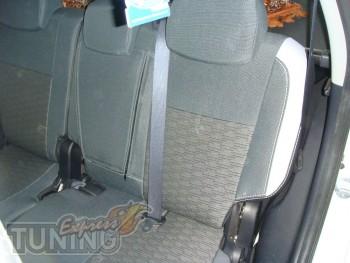 Чехлы для автомобиля Митсубиси Аутлендер ХЛ (авточехлы на сидень