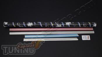 Купить хром накладки на дверные молдинги Volkswagen Golf 4 (хром