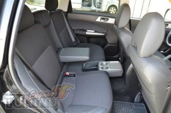 купить Чехлы Субару Форестер (авточехлы на сиденья Subaru Forest