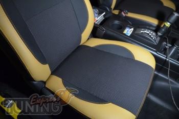 Чехлы Toyota FJ Cruiser в магазине експресстюнинг (авточехлы на