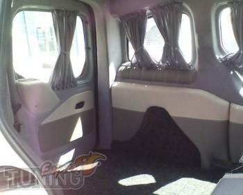 заказать Шторки Citroen Berlingo II ( шторки для авто Ситроен Бе