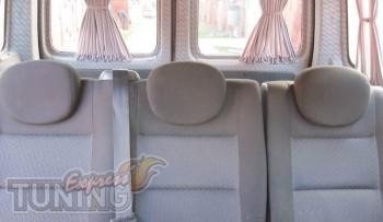 Шторки Citroen Berlingo (автомобильные шторки Ситроен Берлинго)