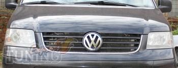 Купить хром полосу на низ радиаторной решетки Volkswagen transpo