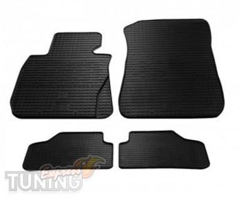 Резиновые коврики БМВ Х1 Е84 (коврики в салон BMW X1 E84)