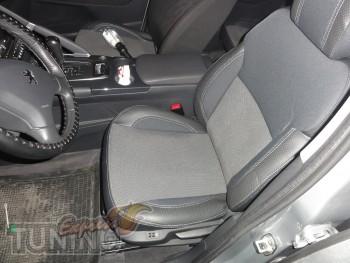 Чехлы Пежо 3008 (авточехлы на сиденья Peugeot 3008)