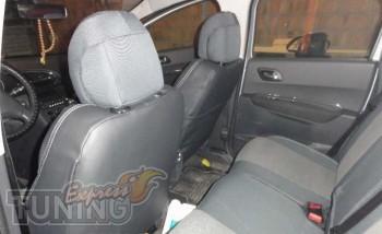 Чехлы для салона Пежо 3008 (авточехлы на сиденья Peugeot 3008)