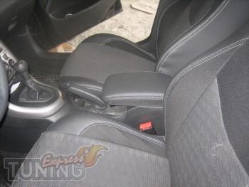 Чехлы в салон Пежо 308 (авточехлы на сиденья Peugeot 308)