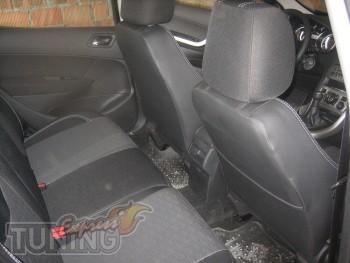 Чехлы Пежо 308 в магазине експресстюнинг (авточехлы на сиденья P
