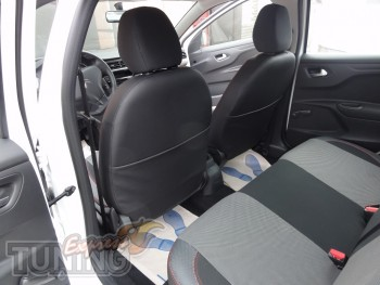 заказать Чехлы в авто Пежо 301 (авточехлы на сиденья Peugeot 301