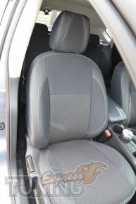 купить Чехлы для авто Ниссан Кашкай (авточехлы на сиденья Nissan