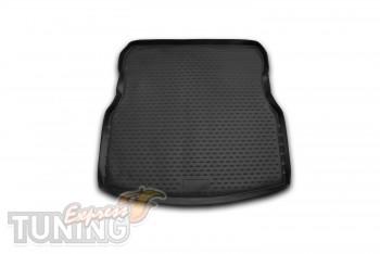 Коврик в багажник Ниссан Альмера 4 G11 (автомобильный коврик баг