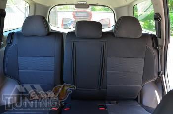 автоЧехлы Mitsubishi Pajero Sport 2