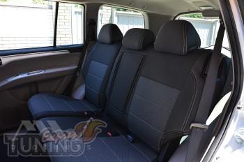 Чехлы на сидения Mitsubishi Pajero Sport 2