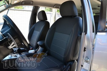 купить Чехлы Mitsubishi Pajero Sport 2
