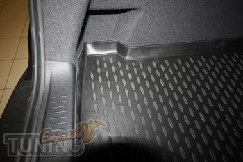 ковер в багажник Renault Scenic 3