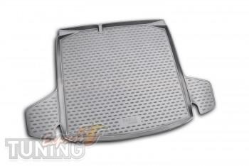 Коврик в багажник Шкода Фабия 2 универсал (автомобильный коврик
