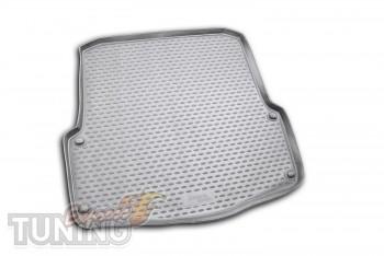 Коврик в багажник Шкода Октавия А5 универсал (автомобильный ковр