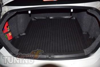 Коврик в багажник Volkswagen Jetta 5 оригинал Novline