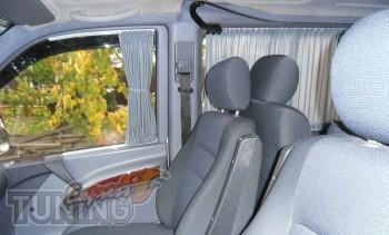 Шторки Мерседес Вито 638 (автомобильные шторки Mersedes Vito 638