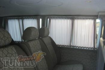 Шторки на окна Мерседес Вито 638 (автомобильные шторки в салон M