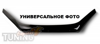 Мухобойка капота Киа Пиканто 1 (дефлектор на капот Kia Picanto 1