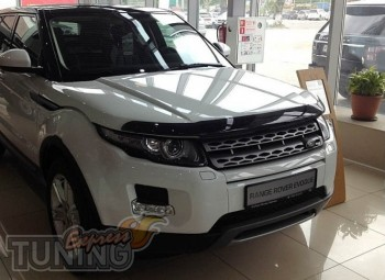 дефлектор на капот Range Rover Evoque