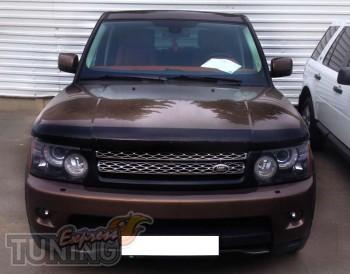 дефлектор на капот Range Rover Sport 1)