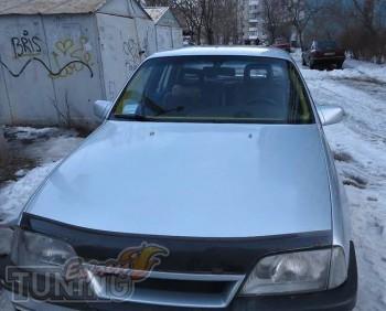 заказать Мухобойка Опель Омега А (дефлектор капота Opel Omega A)