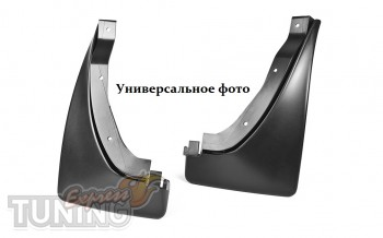 Передние брызговики Mercedes ML W166 (брызговики на Mercedes ML