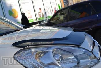 Мухобойка Ситроен Берлинго 2 в магазине expresstuning (дефлектор