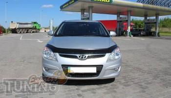 купить Дефлектор капота Хендай i30 (дефлектор на капот Hyundai i