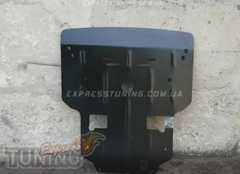 Защита двигателя Mercedes W211 задний привод (защита картера Мер