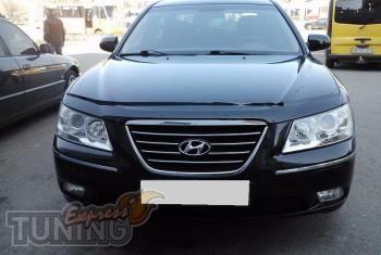 Дефлектор капота Хендай Соната (дефлектор на капот Hyundai Sonat