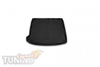 Коврик в багажник Ситроен DS4 (автомобильный коврик багажника Ci