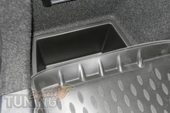 Ковер багажника BMW X1 E84