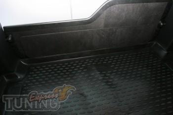 Коврик в багажник Land Rover Discovery 4
