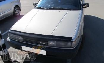 Дефлектор капота Mazda 626 (дефлектор на капот Мазда 626)