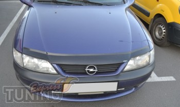 купить Мухобойка Опель Вектра Б (дефлектор капота Opel Vectra B)